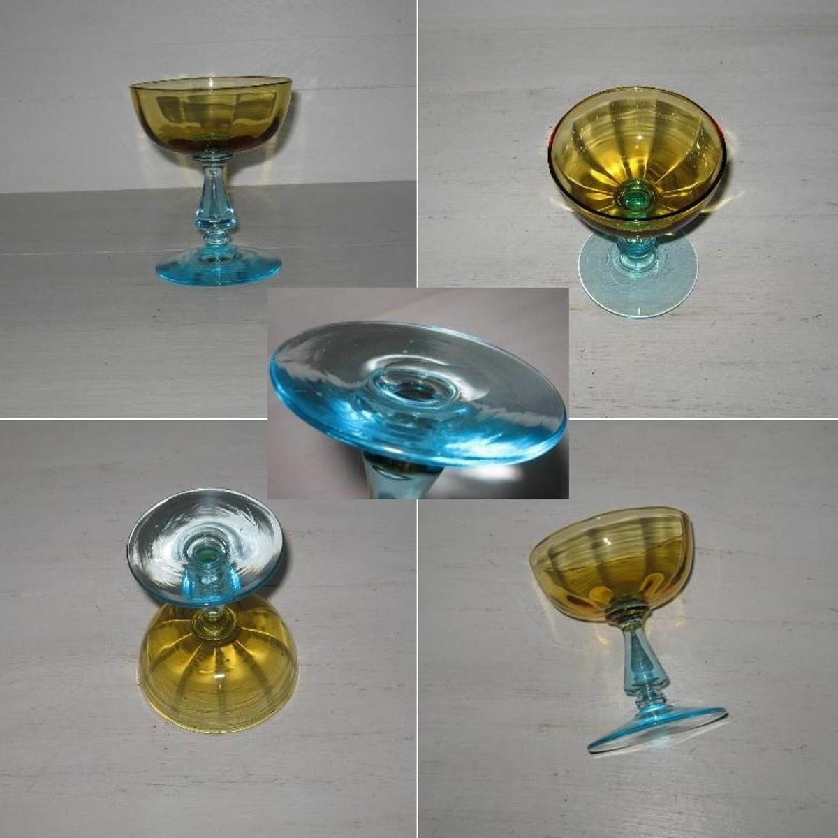 ancienne coupe champagne mod le george sand cristalleries de portieux. Black Bedroom Furniture Sets. Home Design Ideas