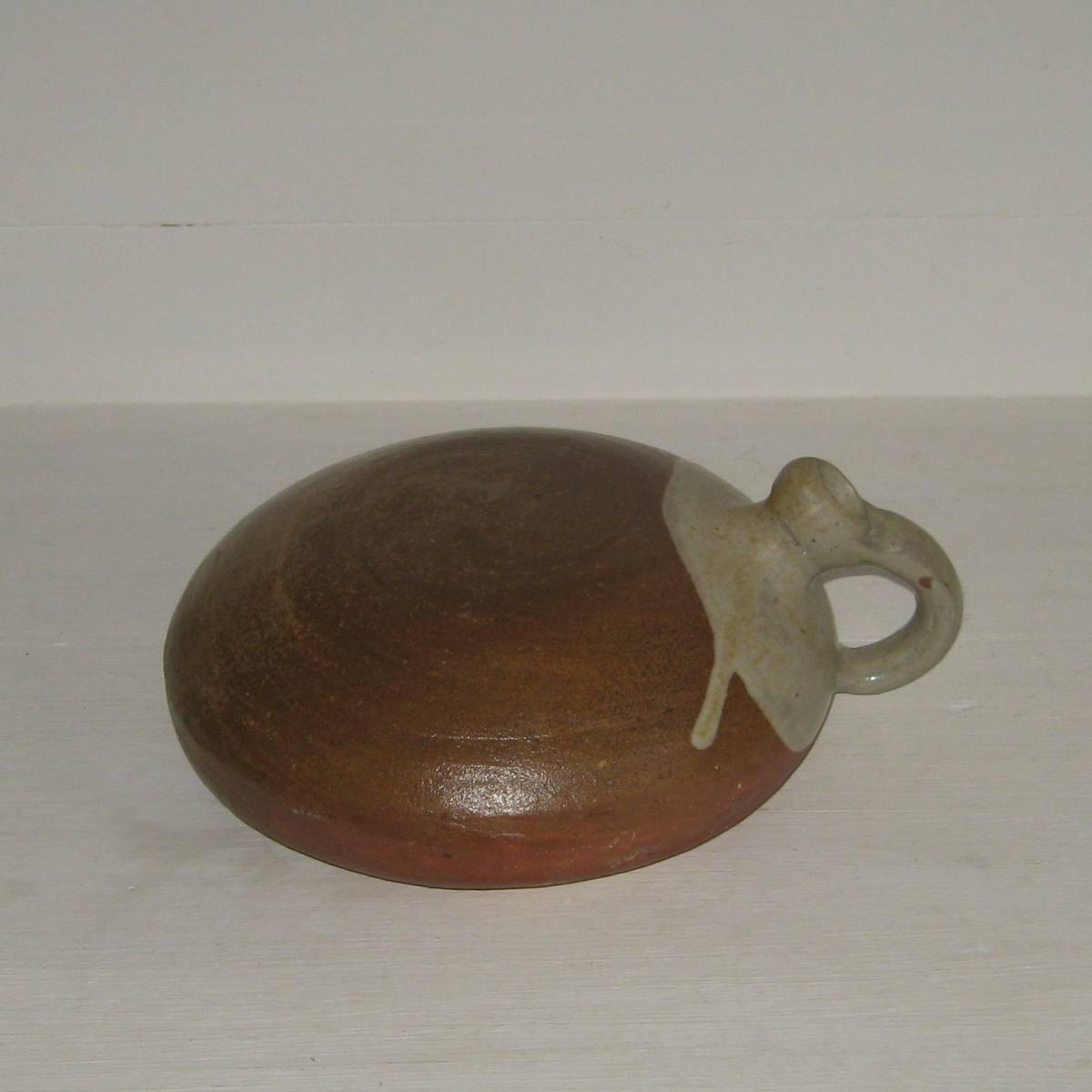 Ancienne bouillotte en gres 1