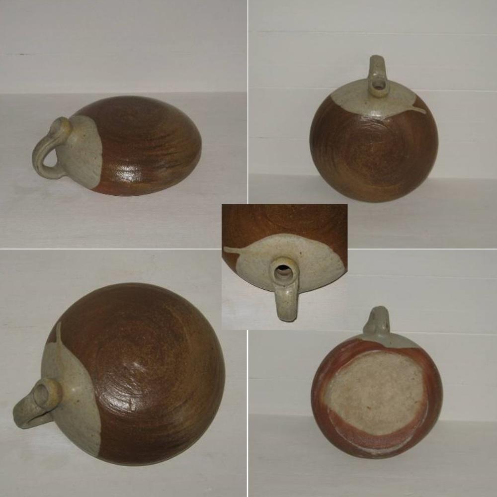 Ancienne bouillotte en gres 2
