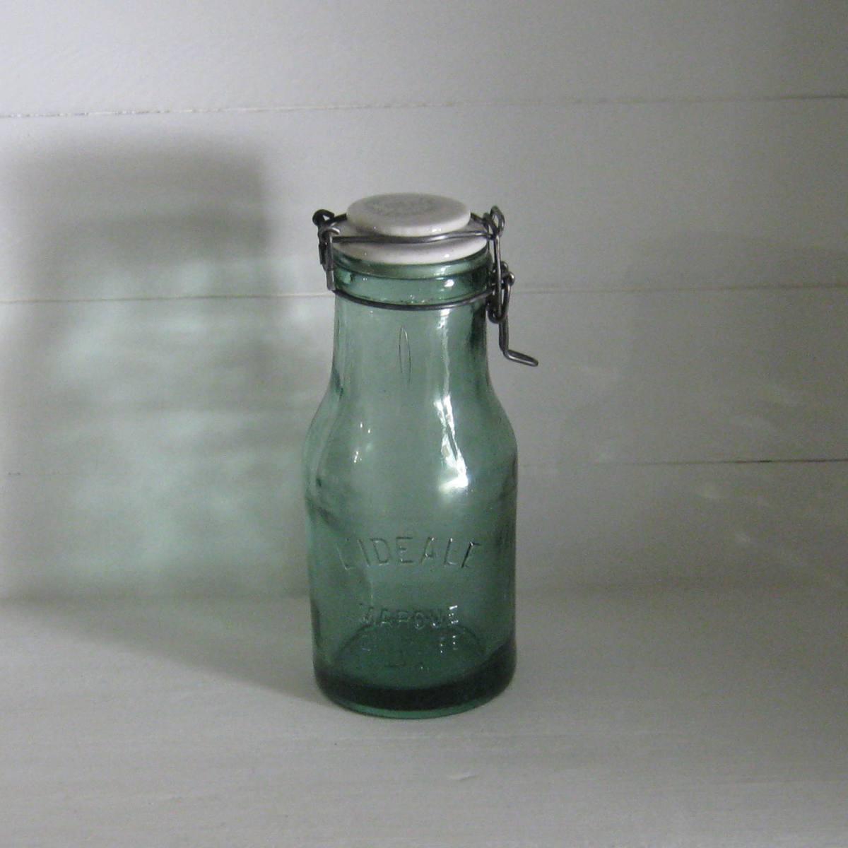 Ancienne bouteille a conserves l ideale 1