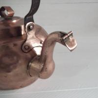 Bouilloire en cuivre 4
