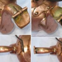 Bouilloire en cuivre 8