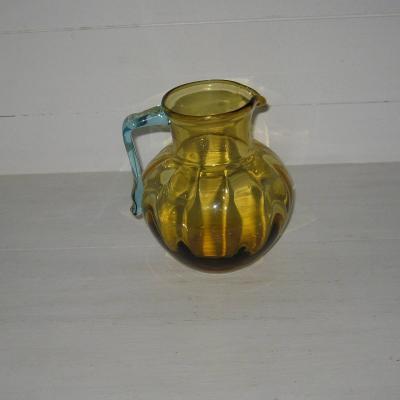 Ancien broc modèle George Sand cristalleries de Portieux