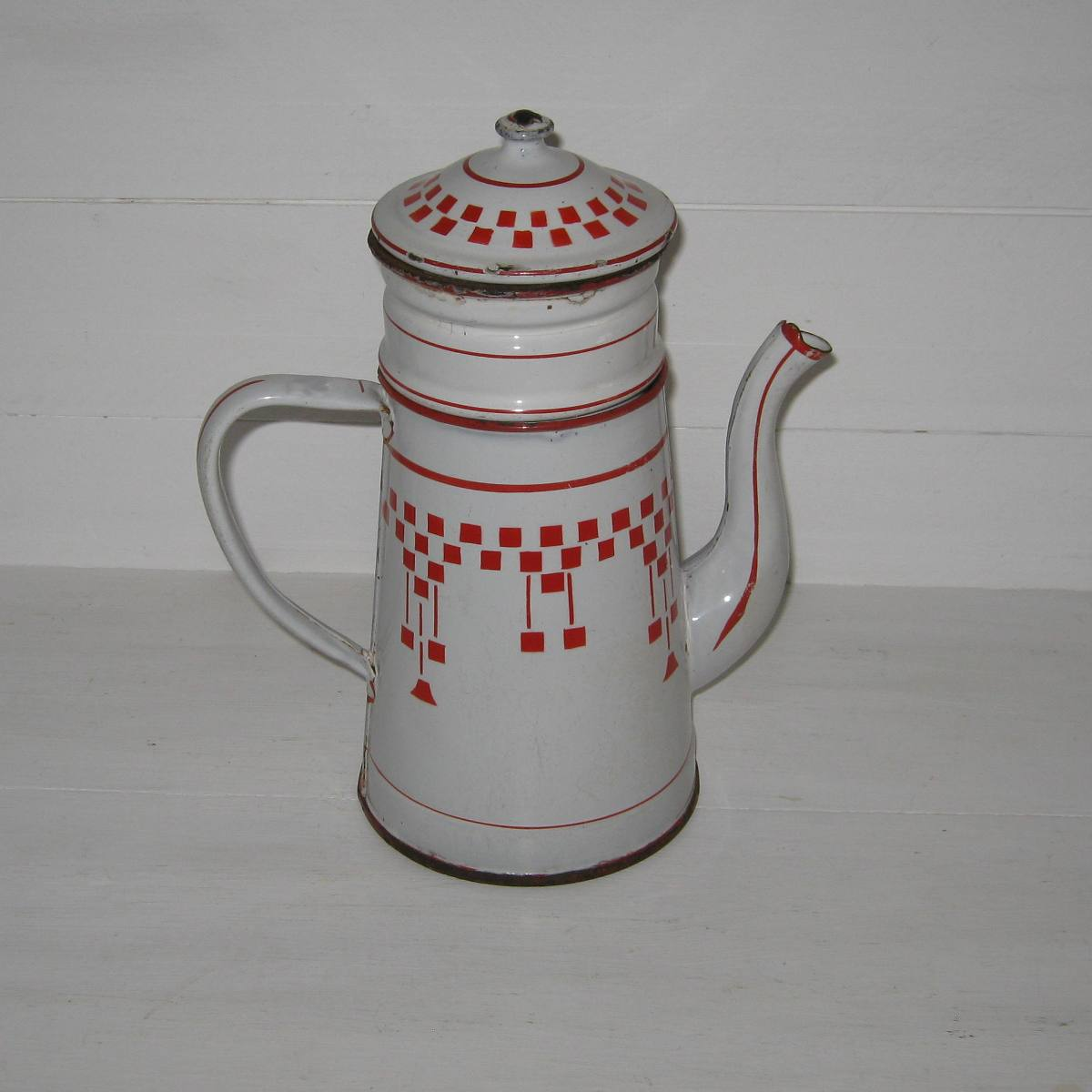 Cafetiere damier lustucru 1