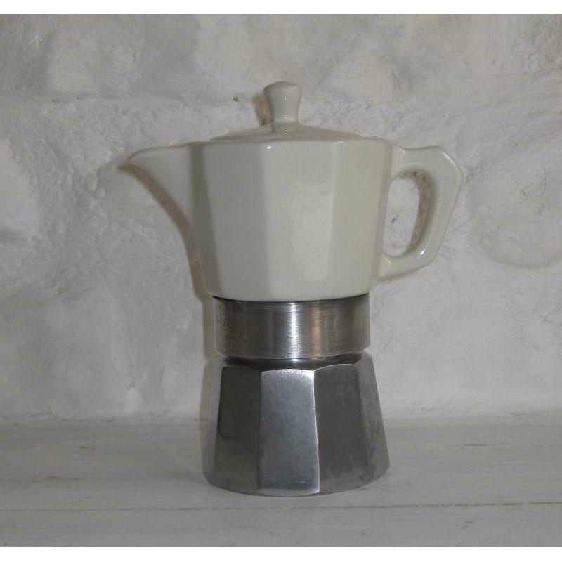 Cafetiere individuelle vintage marazzi ceramiche 3