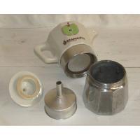 Cafetiere individuelle vintage marazzi ceramiche 7