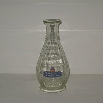 Ancienne carafe de bistrot Ets Pernod Pernod Fils Pernod 45