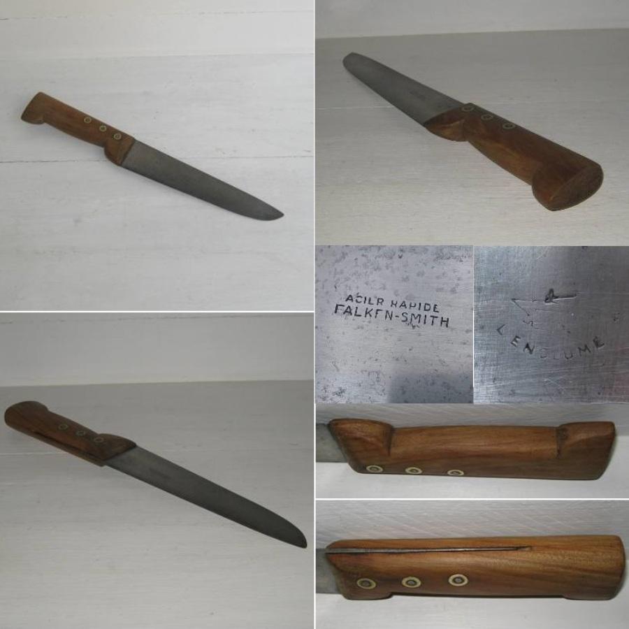 Couteau de cuisine falken smith 2