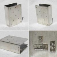Etui boite d allumettes christofle 5
