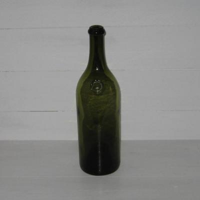 Ancienne bouteille en verre Pernod Fils