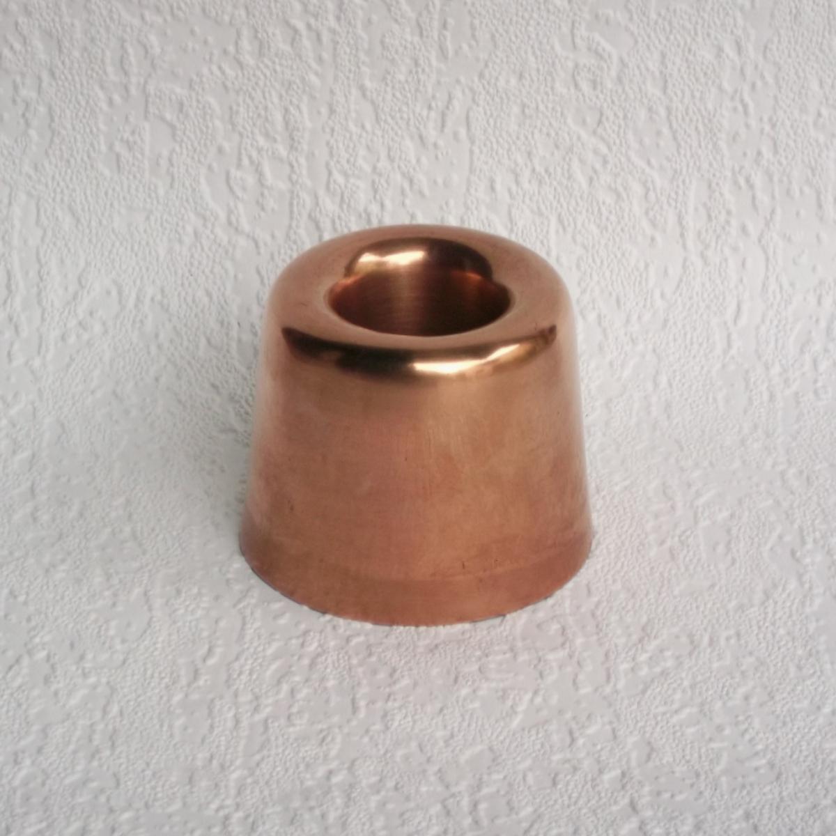 Moule a gateaux en cuivre 1a