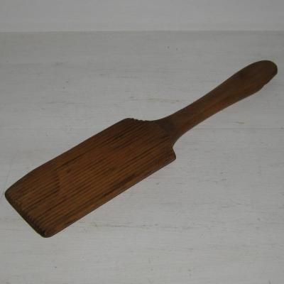 Ancienne spatule à beurre ancienne palette à beurre