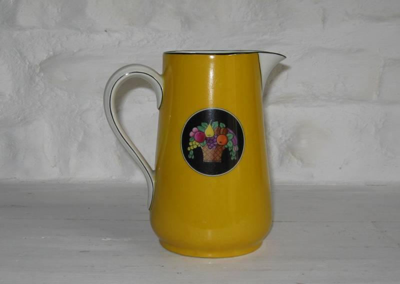 Pot a lait jaune limoges 1