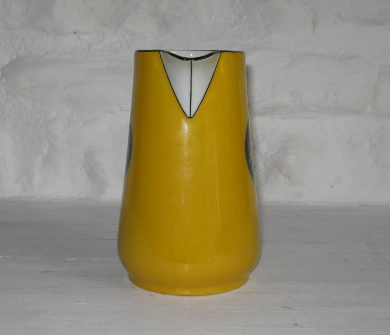 Pot a lait jaune limoges 2