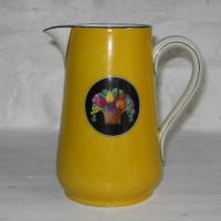 Pot a lait jaune limoges 3