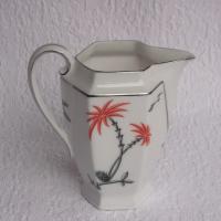 Pot a lait palmiers 1