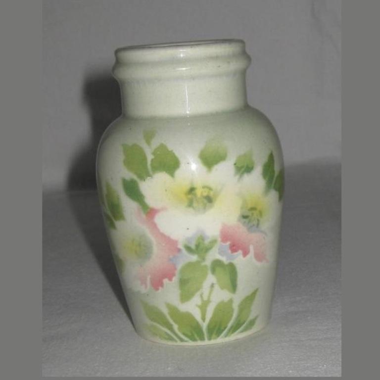 Pot a moutarde fleurs 1a