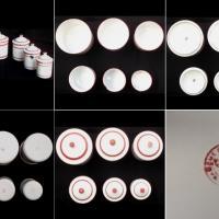 Serie a epices rouge et blanche 2