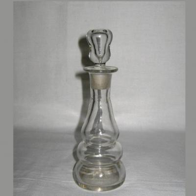 Topette à absinthe en verre soufflé